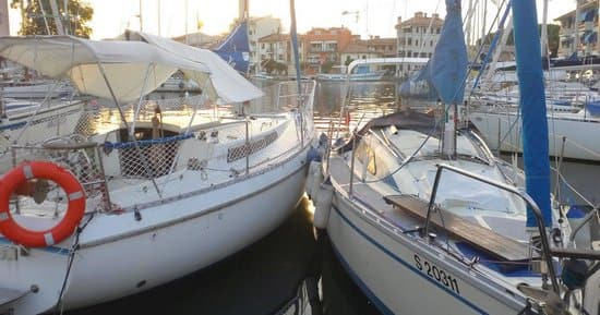 Grado Ostrov slnka - lode, jachty