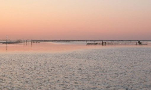 lagúna Grado, Taliansko